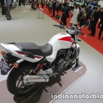 Honda CB400 Super Four rear three quarters right side at 2017 Tokyo Motor Show