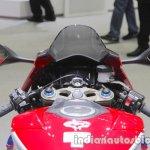 Honda CBR1000RR SP dashboard at 2017 Tokyo Motor Show