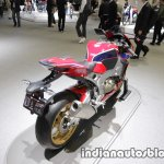 Honda CBR1000RR SP rear three quarters right at 2017 Tokyo Motor Show
