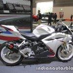 Honda CBR250RR Custom Concept exhaust tyre fairing
