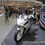Honda CBR250RR Custom Concept front three quarters