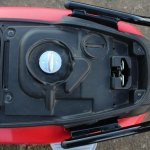Honda Cliq Review fuel tank