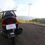 Honda Cliq Review rear