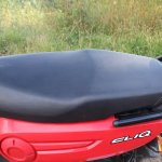 Honda Cliq Review seat