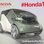 Honda NeuV concept front three quarters right side at 2017 Tokyo Motor Show