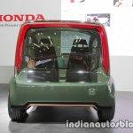Honda NeuV concept rear at 2017 Tokyo Motor Show
