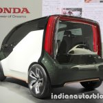 Honda NeuV concept rear three quarters left side at 2017 Tokyo Motor Show