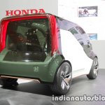 Honda NeuV concept rear three quarters right side at 2017 Tokyo Motor Show