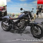 Honda Rebel 250 Custom Concept front three quarters