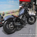 Honda Rebel 250 Custom Concept rear three quarters