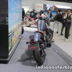 Honda Rebel 250 Custom Concept rear
