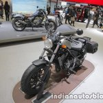 Honda Rebel 250 front three quarters at the Tokyo Motor Show