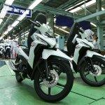 Honda Revo X White factory pic