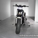 Honda Riding Assist-e Concept front at 2017 Tokyo Motor Show