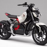 Honda Riding Assist-e Concept front right quarter