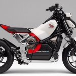 Honda Riding Assist-e Concept right side
