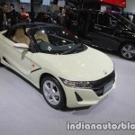 Honda S660 #komorebi edition front three quarter at the Tokyo Motor Show