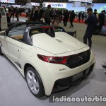 Honda S660 #komorebi edition rear three quarters at the Tokyo Motor Show