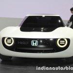 Honda Sports EV Concept front at 2017 Tokyo Motor Show