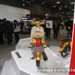Honda Super Cub 110 Commemorative Edition rear at 2017 Tokyo Motor Show