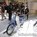 Honda Super Cub 50 front three quarters