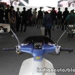 Honda Super Cub 50 handlebar mirrors
