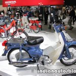 Honda Super Cub 50 side