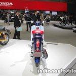 Honda Super Cub C125 rear at 2017 Tokyo Motor Show