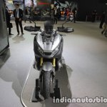 Honda X-Adv headlamp at the 2017 Tokyo Motor Show