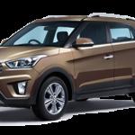 Hyundai Creta new Earth Brown colour