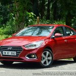 Hyundai Verna receives export order of 10,501 units