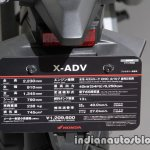 Honda X-Adv specifications