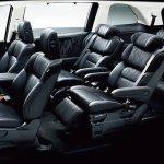 JDM-spec 2018 Honda Odyssey (facelift) cabin