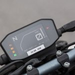 KTM 790 Duke pre production prototype instrument cluster