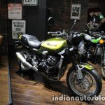 Kawasaki Z900 RS by Bito R&D front three quarters