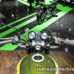 Kawasaki Z900 RS by Bito R&D handlebar and speedometer