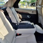 Land Rover Discovery rear seat