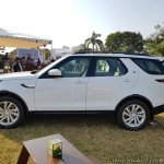 Land Rover Discovery side view