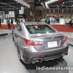 Lexus RC F 10th anniversary edition rear three quarters left side at 2017 Tokyo Motor Show
