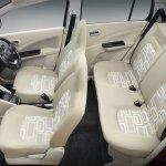 Maruti Suzuki Celerio facelift interior