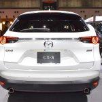 Mazda CX-8 rear at 2017 Tokyo Motor Show