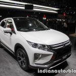 Mitsubishi Eclipse Cross front three quarters at 2017 Tokyo Motor Show