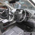 Mitsubishi Eclipse Cross interior dashboard at 2017 Tokyo Motor Show
