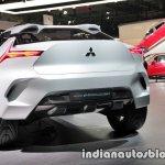 Mitsubishi e-Evolution concept 2017 Tokyo Motor Show rear