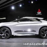 Mitsubishi e-Evolution concept 2017 Tokyo Motor Show side