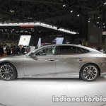 RHD 2018 Lexus LS profile at 2017 Tokyo Motor Show
