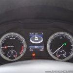 Skoda Kodiaq test drive review interior instrument console