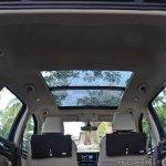 Skoda Kodiaq test drive review panoramic sunroof