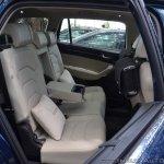 Skoda Kodiaq test drive review rear seats