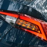 Skoda Kodiaq test drive review tail light